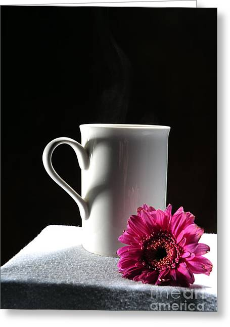 Cup Of Love Greeting Card