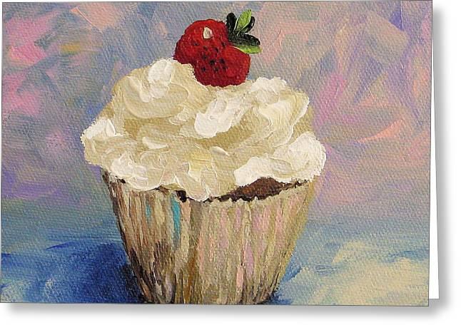 Cupcake 001 Greeting Card