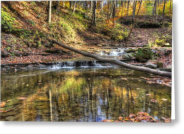 Cuyahoga Valley National Park Greeting Card by Brent Durken