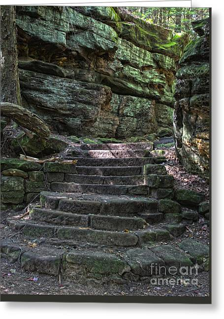 Cuyahoga Valley National Park Greeting Card