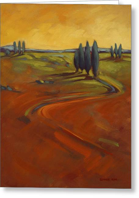 Cypress Hills 3 Greeting Card