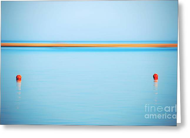 Dahab - Red Sea Greeting Card