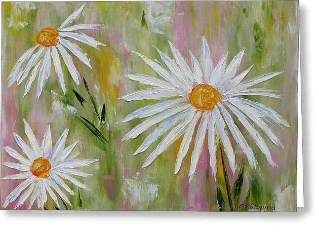 Daisies 2 Greeting Card
