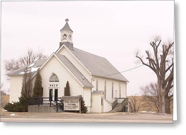 Dale Church Greeting Card
