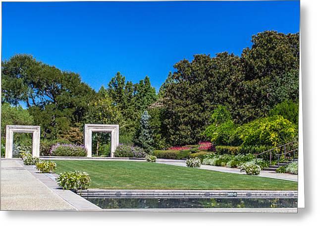 Dallas Arboretum Greeting Card