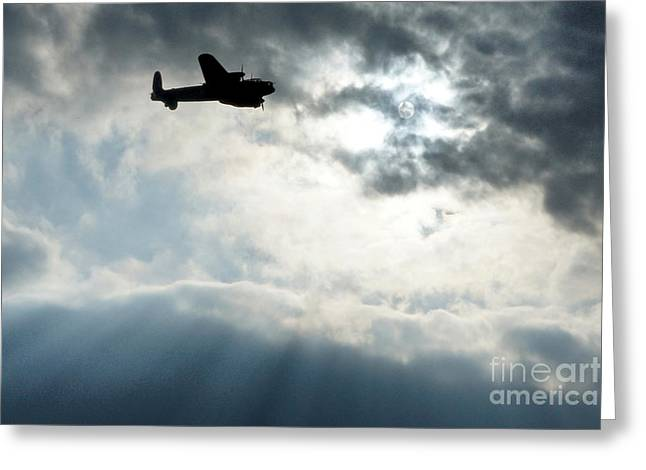 Dam Buster Greeting Card