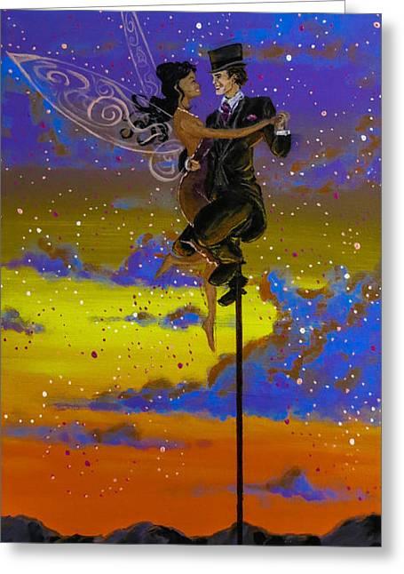 Dance Enchanted Greeting Card