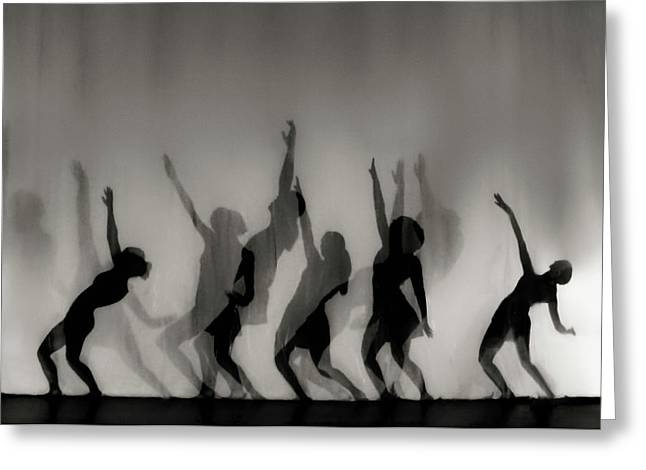 Dance Is The Language Of The Soul ... Greeting Card