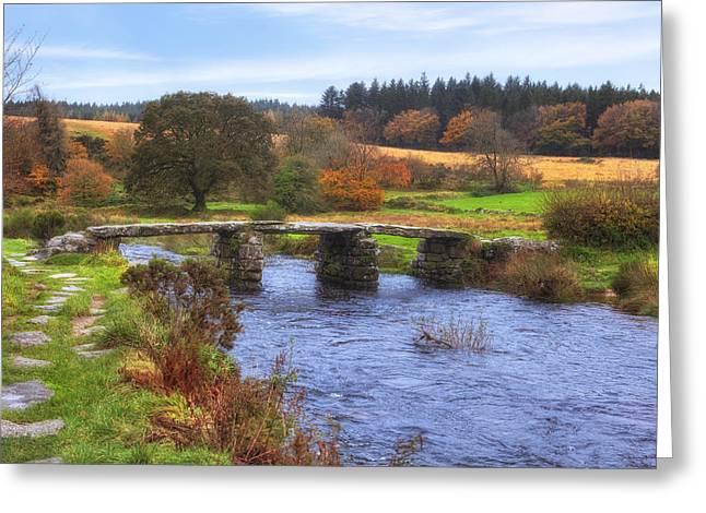 Dartmoor - Postbridge Greeting Card