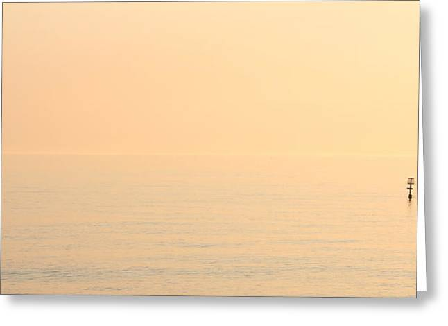 Dawn Horizon Greeting Card