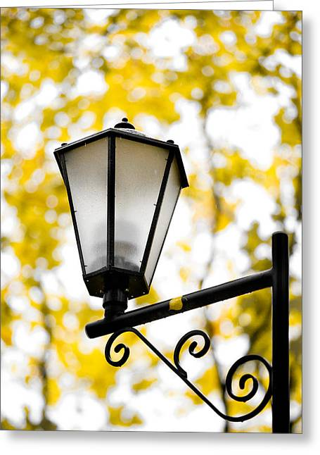 Daylight - Featured 3 Greeting Card by Alexander Senin