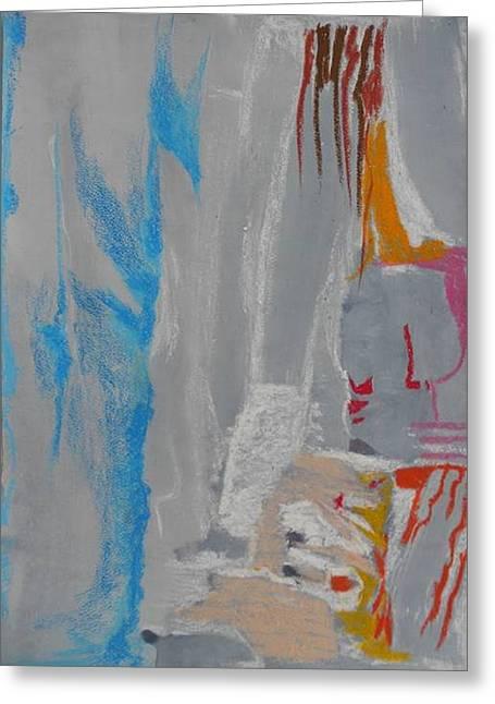 De231 Greeting Card by Ulrich De Balbian