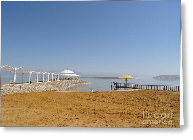 Dead Sea 1 Greeting Card