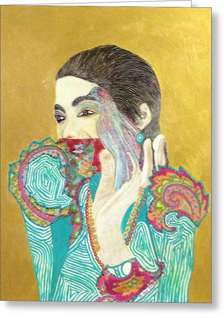 Dearest Farah Pahlavi Greeting Card
