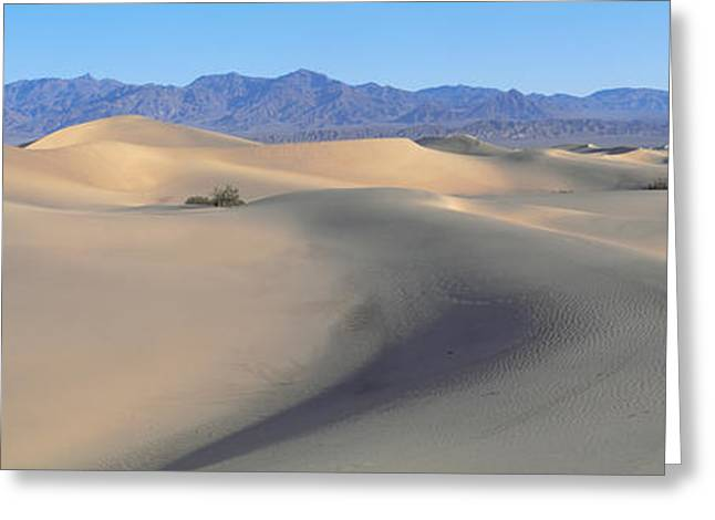 Death Valley National Monument Greeting Card