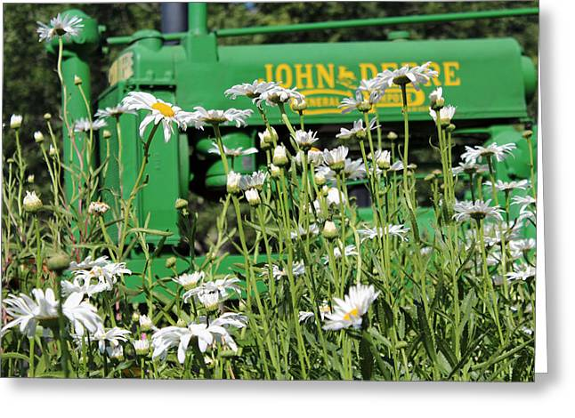 Deere 1 Greeting Card