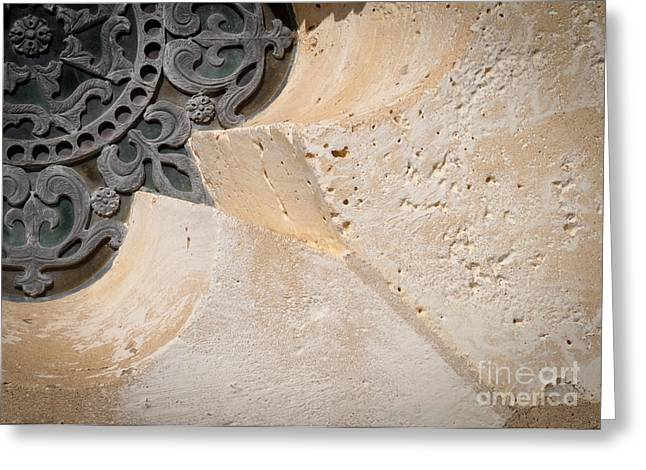 Degoyler Limestone Greeting Card