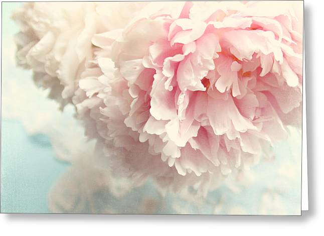 Delicate Greeting Card by Sylvia Cook