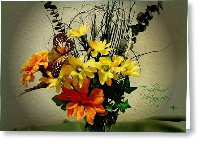 Delightful Greeting Card by Carol Grenier