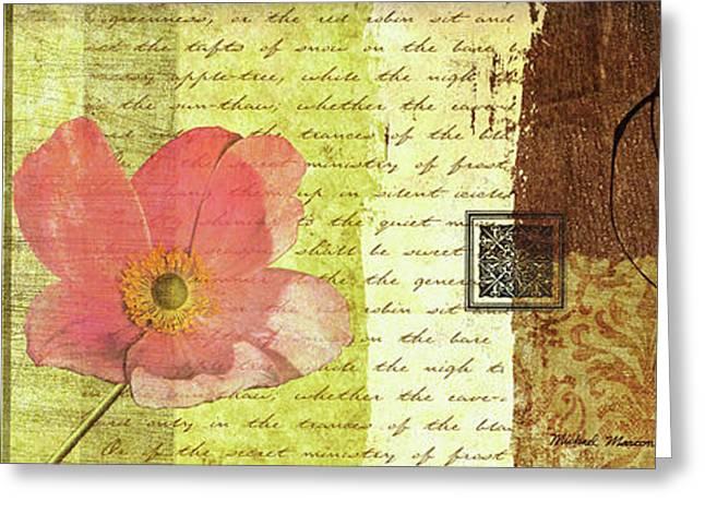 Delightful II Greeting Card