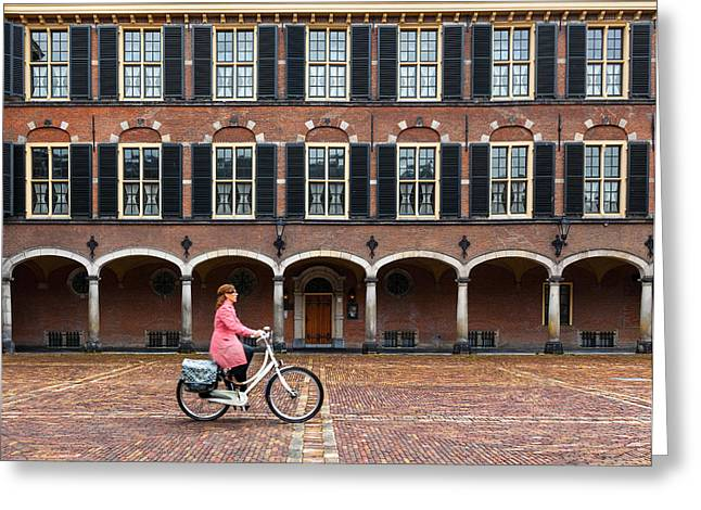 Den Haag - The Hague Greeting Card