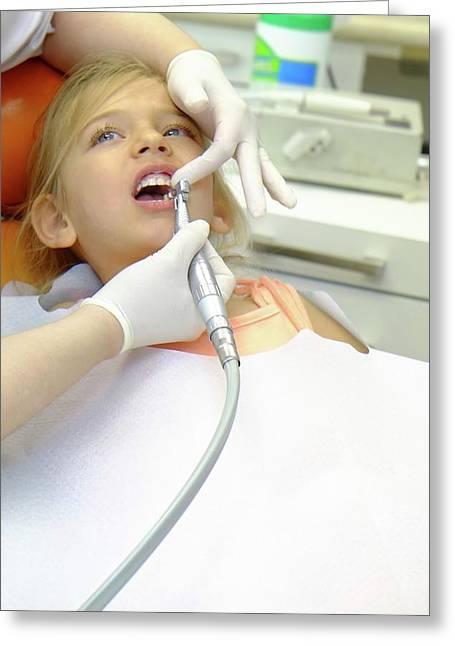 Dental Hygiene Greeting Card by Photostock-israel