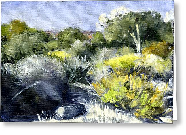 Desert 2 Greeting Card by Stacy Vosberg