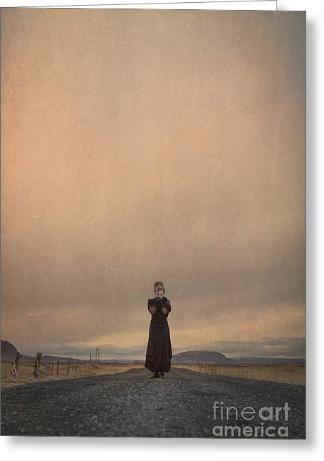 Desolate Ever After Greeting Card