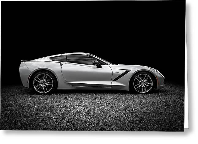 2014 Corvette Stingray Greeting Card