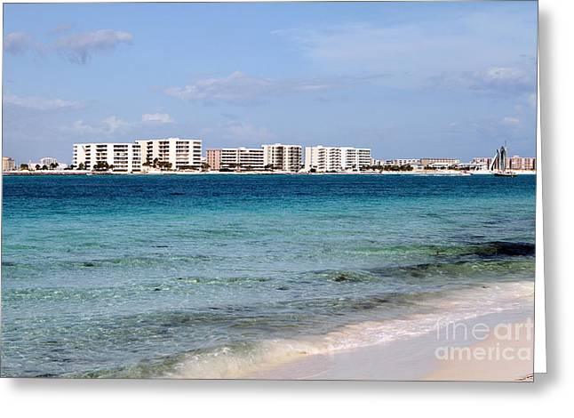 Destin Beaches Greeting Card