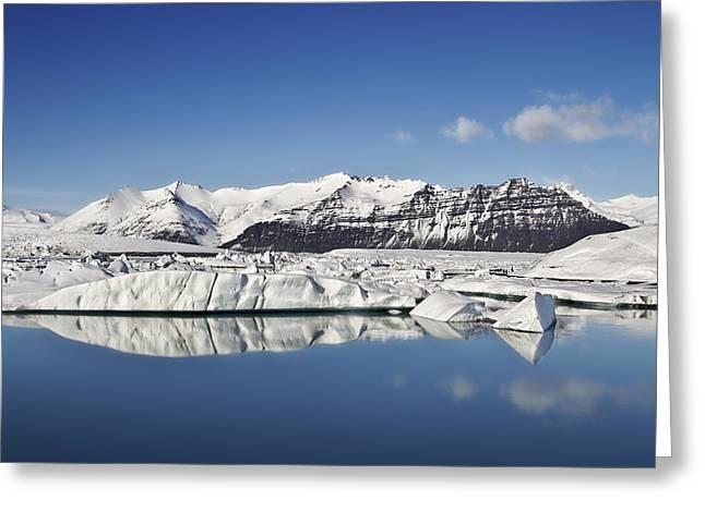 Destination - Iceland Greeting Card
