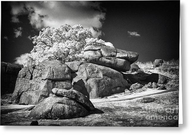 Devils Den - Gettysburg Greeting Card by Paul W Faust -  Impressions of Light
