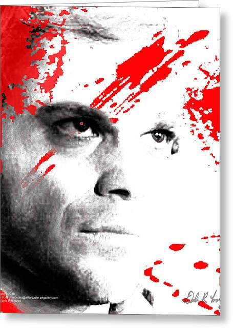 Dexter Dreaming Greeting Card