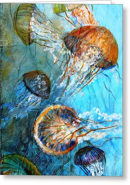 Diaphonouse Jellies-sold Greeting Card