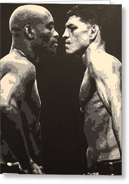Diaz V. Silva Greeting Card