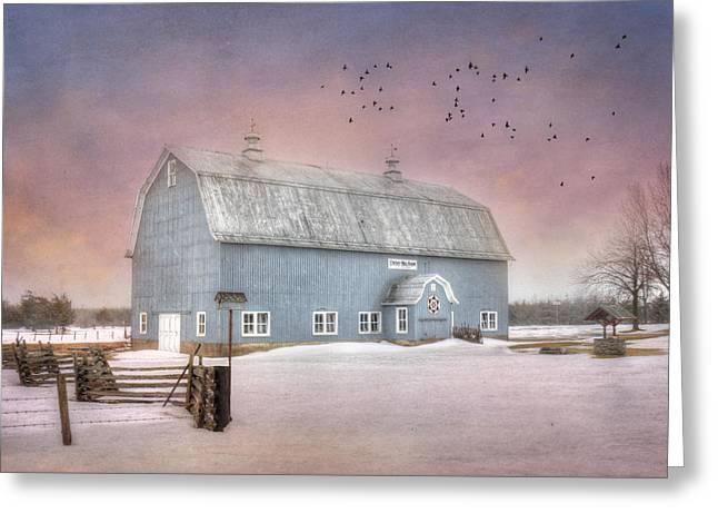 Dickey Hill Farm Greeting Card