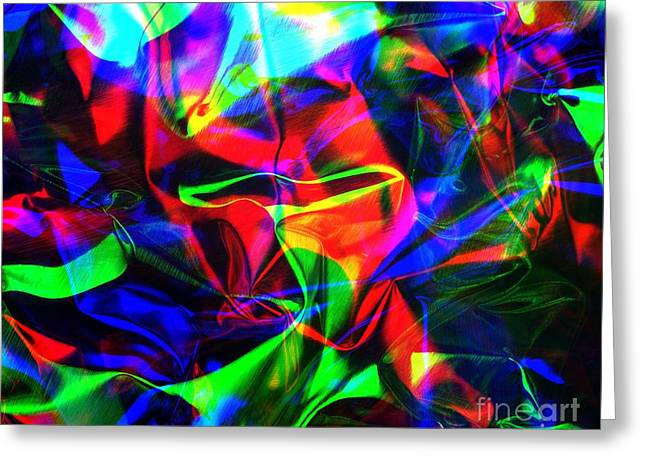 Digital Art-a14 Greeting Card by Gary Gingrich Galleries