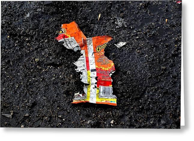 Cheetos Greeting Card