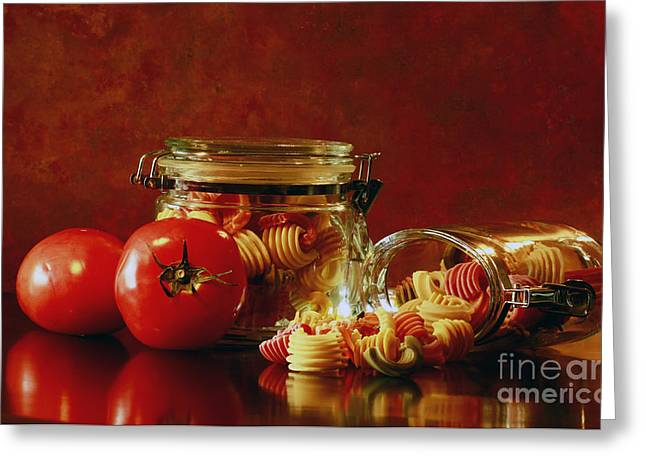 Discover A Taste Of Italy  Greeting Card by Inspired Nature Photography Fine Art Photography