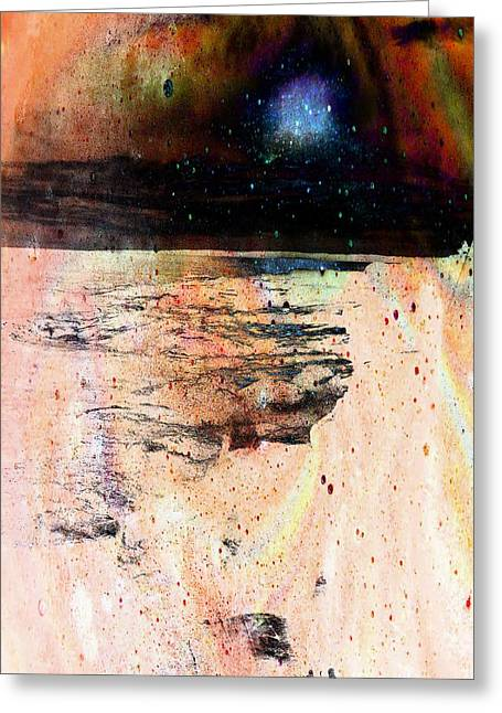 Discoveries Greeting Card by Marcia Lee Jones