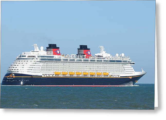Disney Fantasy Greeting Card
