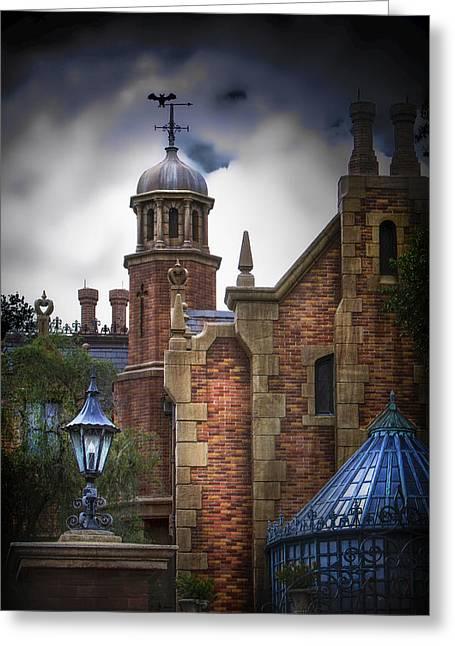 Disney's Haunted Mansion Greeting Card