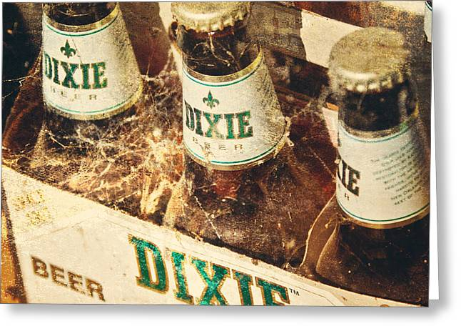 Dixie Beer Greeting Card