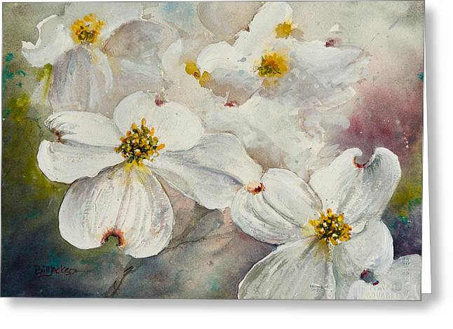 Dogwood 6 Greeting Card