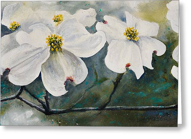 Dogwood 7 Greeting Card