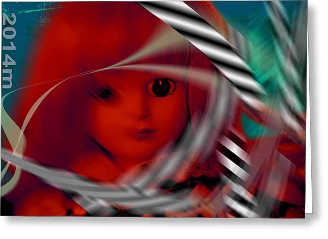 Dolls 31 Greeting Card