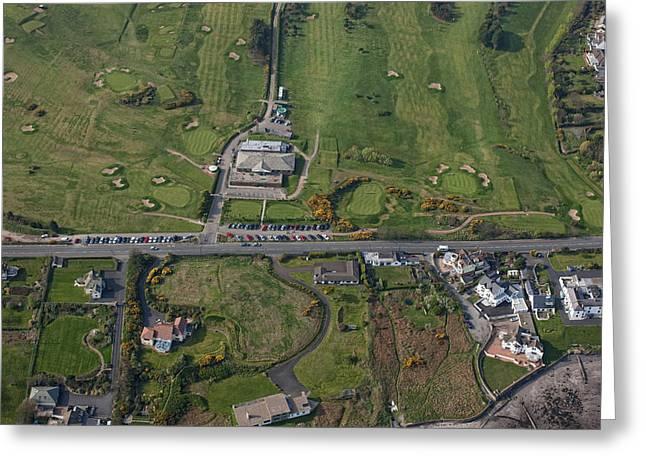 Donaghadee Golf Club, Donaghadee Greeting Card