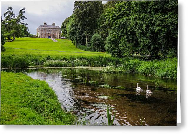 Doneraile Court Estate In County Cork Greeting Card