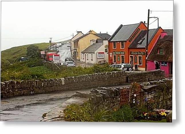 Doolin Greeting Card