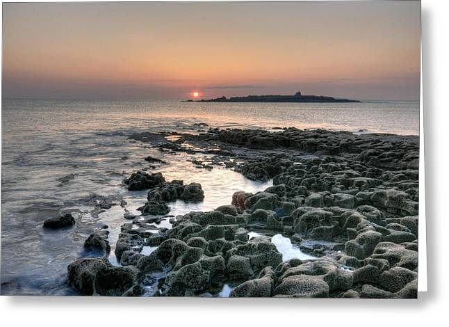 Doolin Sunset Greeting Card by John Quinn